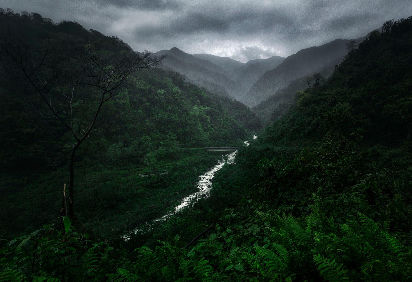 Tezu Landscape