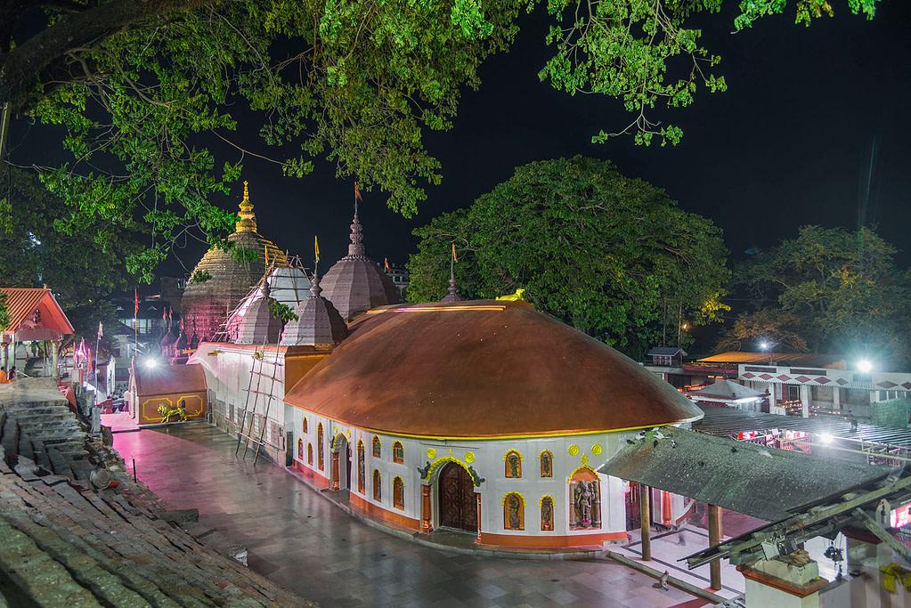 Godess Kamakhya, Kamakhya Temple, Ambubashi Mela, Historical places of Assam, religious places of Assam