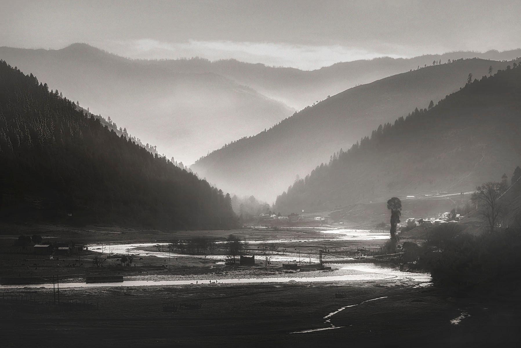 Shangti Valley, Dirang