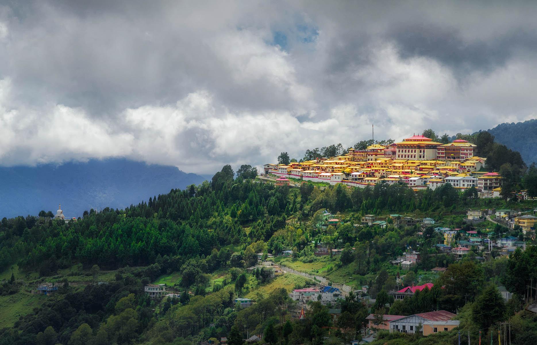 Tawang Monastery, Buddhism in Arunachal Pradesh, Relegious places to visit in Arunachal Pradesh