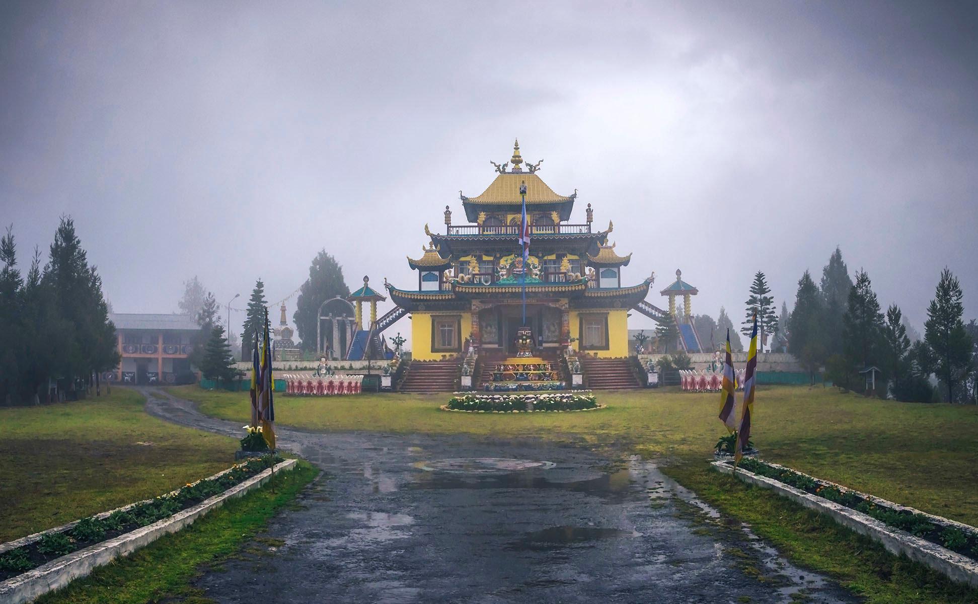 Rupa Monastery, Arunachal Tourism