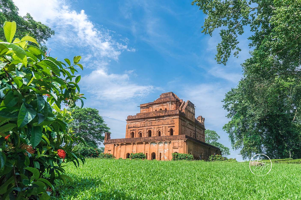 Kareng Ghar, an architectural marvel for history of Assam